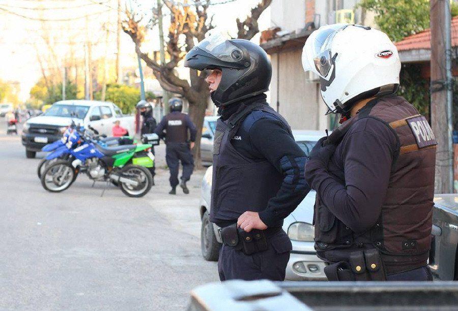 Villa  Jardín con policías las 24 horas a pedido de vecinos