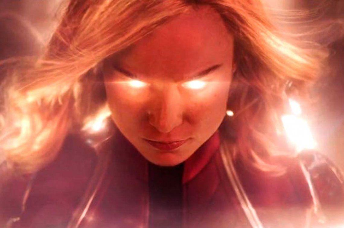 Antes del estreno, la Capitana Marvel ya se enfrenta a su primer enemigo: el machismo desenfrenado