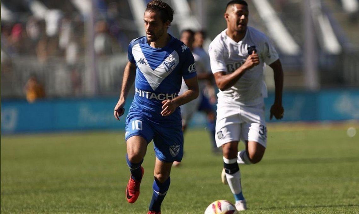 Vélez rescató un empate en Córdoba ante Talleres