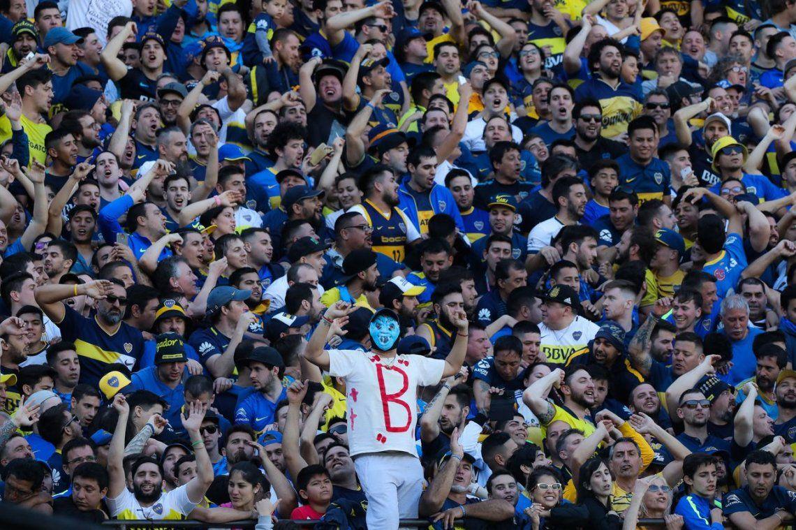 Movida solidaria de los 5 grandes del fútbol argentino y sus figuras