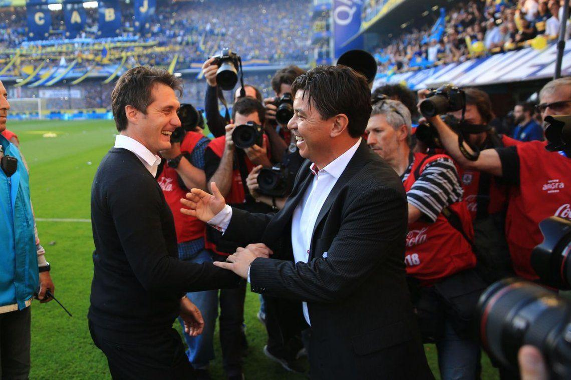 Guille y Gallardo feliz: Conmebol pidió a las selecciones no citar a jugadores afectados a la final