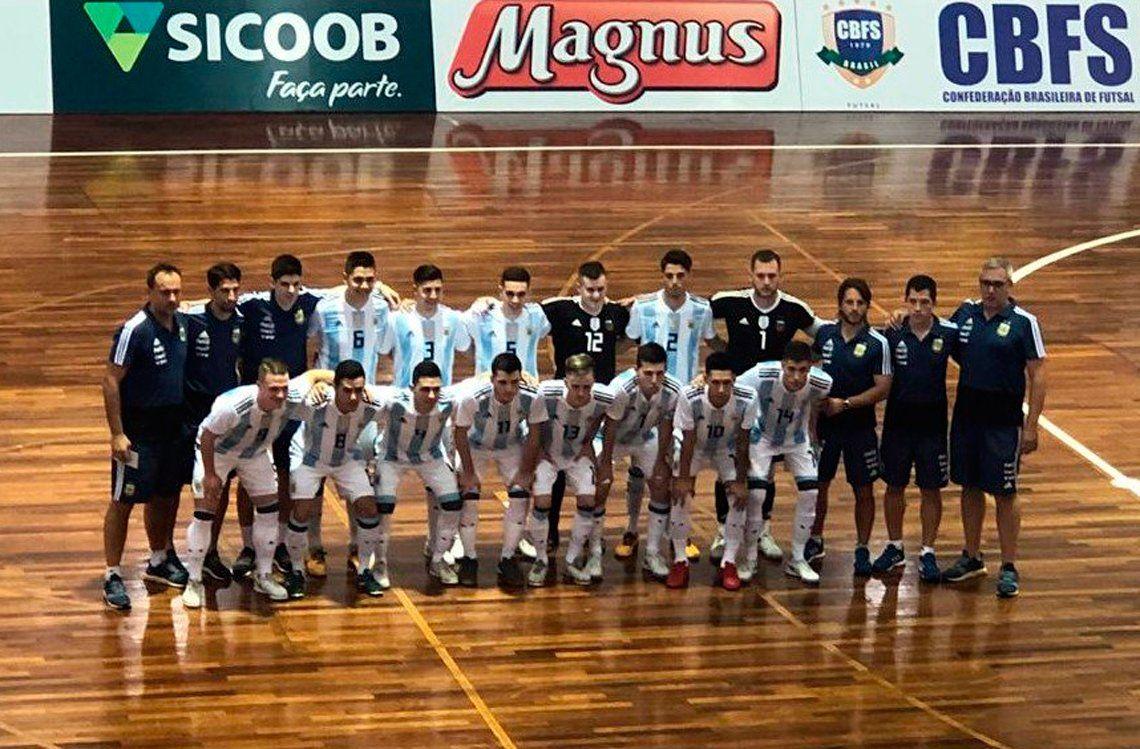 El Futsal Se Prepara Para Un Hecho Historico Los Juegos Olimpicos