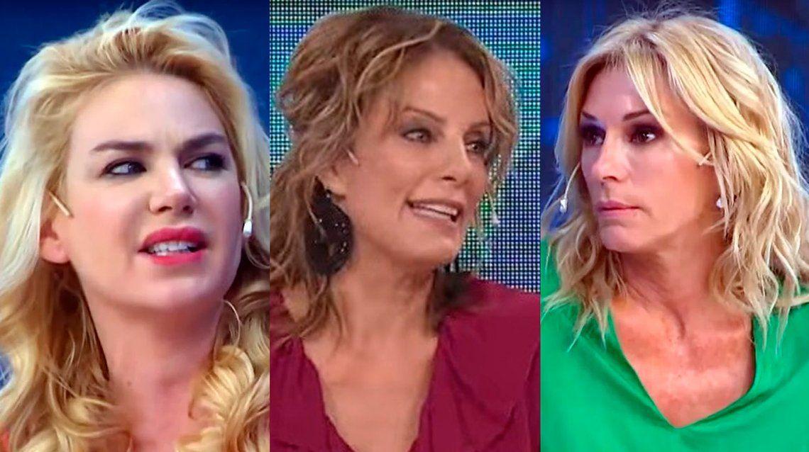 ¡Escándalo! Esmeralda Mitre y Yanina Latorre se sacaron las mechas por Nequi Galotti