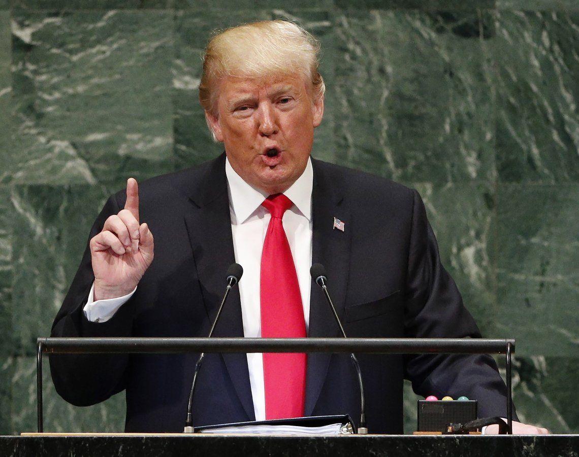 EEUU: Donald Trump pone a prueba su mandato en las elecciones legislativas