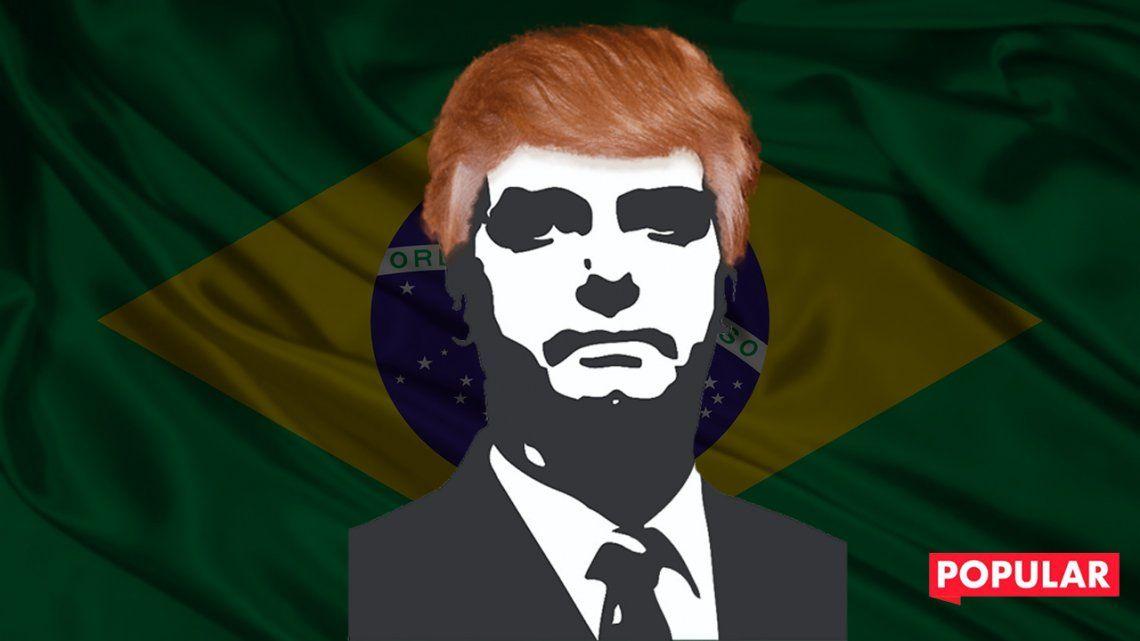 El peligro Bolsonaro: ¿estamos ante un nuevo Donald Trump?
