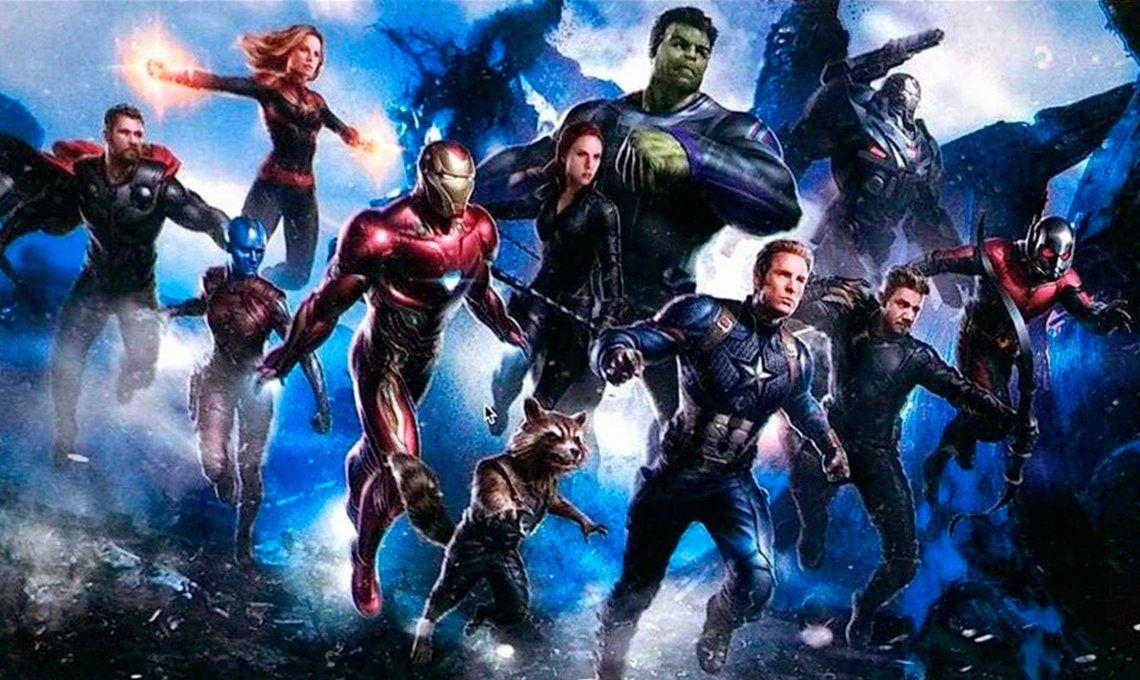 Avengers 4: por la muerte de George Bush, Marvel aplaza el tráiler del film