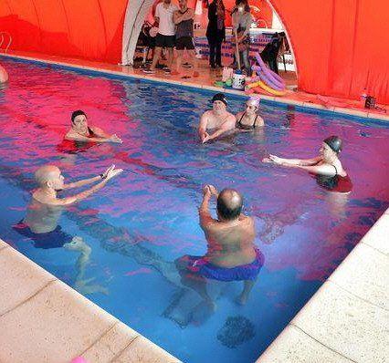 Los beneficios de la rehabilitación acuática