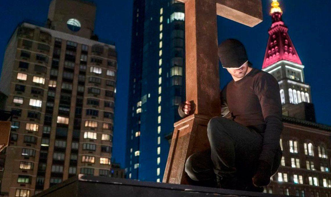 Después de tres temporadas, Netflix sorprende con la cancelación de Daredevil