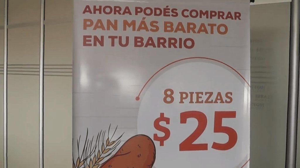 Berazategui: firman convenio para vender el kilo de pan a $25