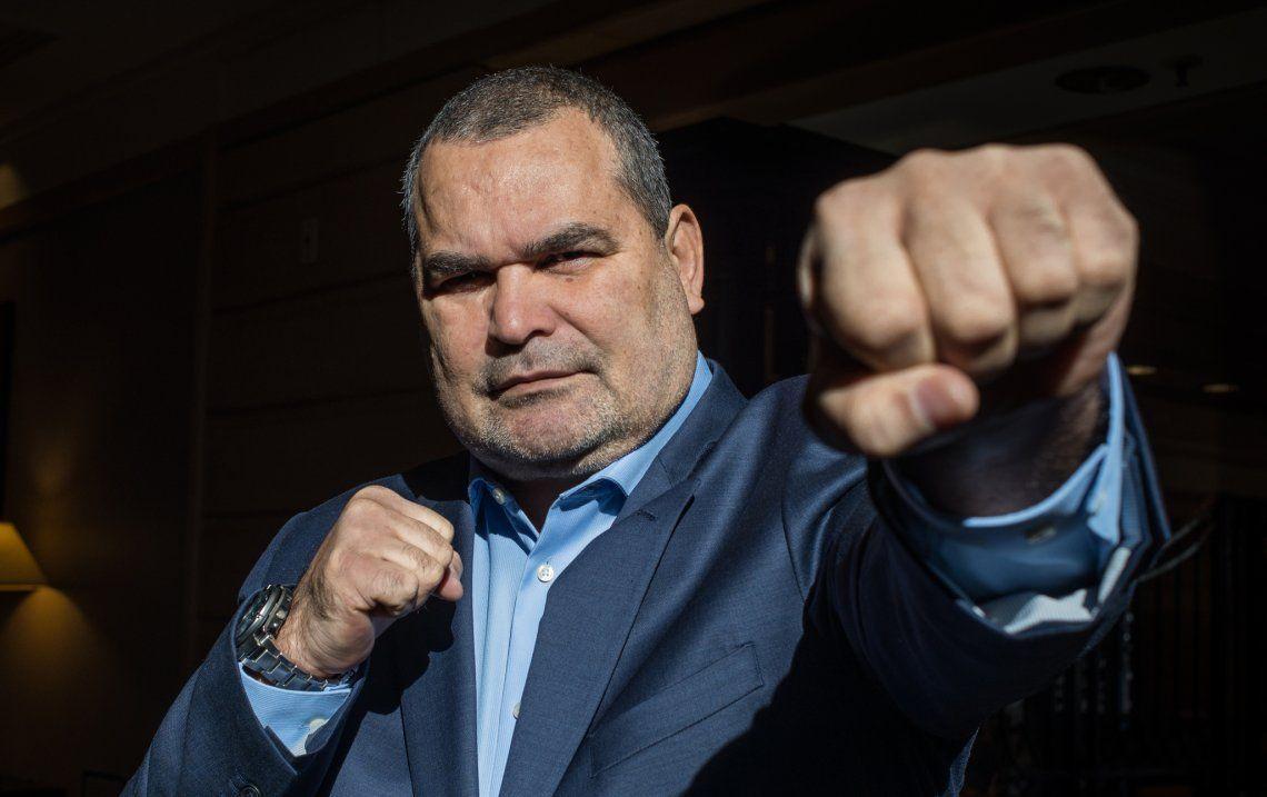 José Luis Chilavert planea ser presidente de la Conmebol o de Paraguay en 2023