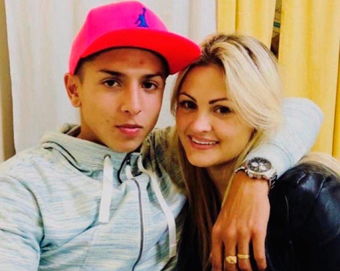 Quilmes: detuvieron a la novia del jugador de Boca Agustín Almendra por vender pastillas abortivas