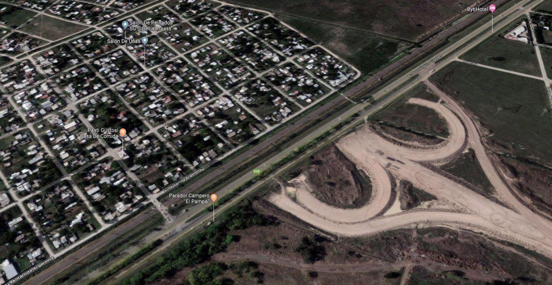 Avance de la Autopista del Buen Ayre desvela a vecinos de Guernica