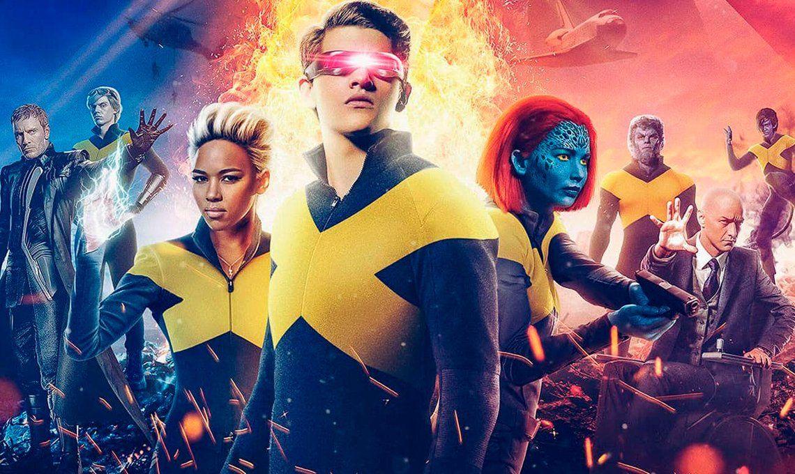 Cinco revelaciones que dejó el trailer de X-Men: Dark Phoenix