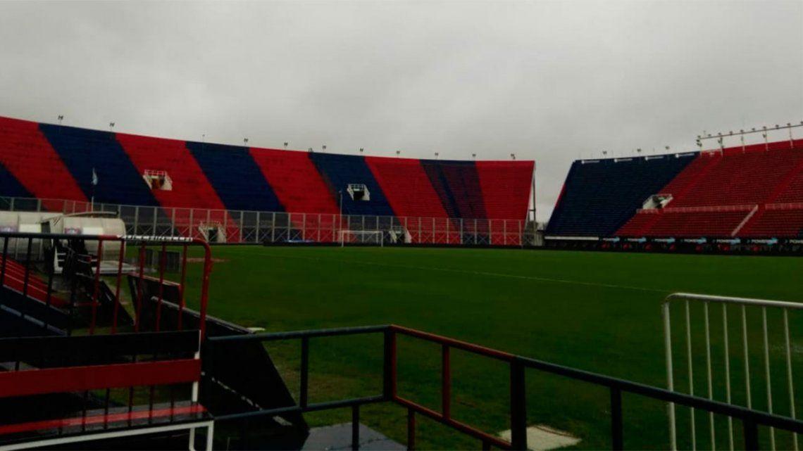 San Lorenzo-Atlético Tucumán y Estudiantes-Newells, suspendidos