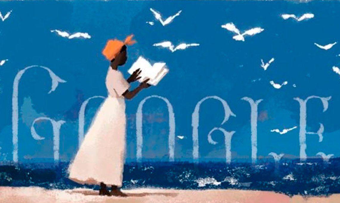 Google celebra la libertad con un doodle de Mary Prince