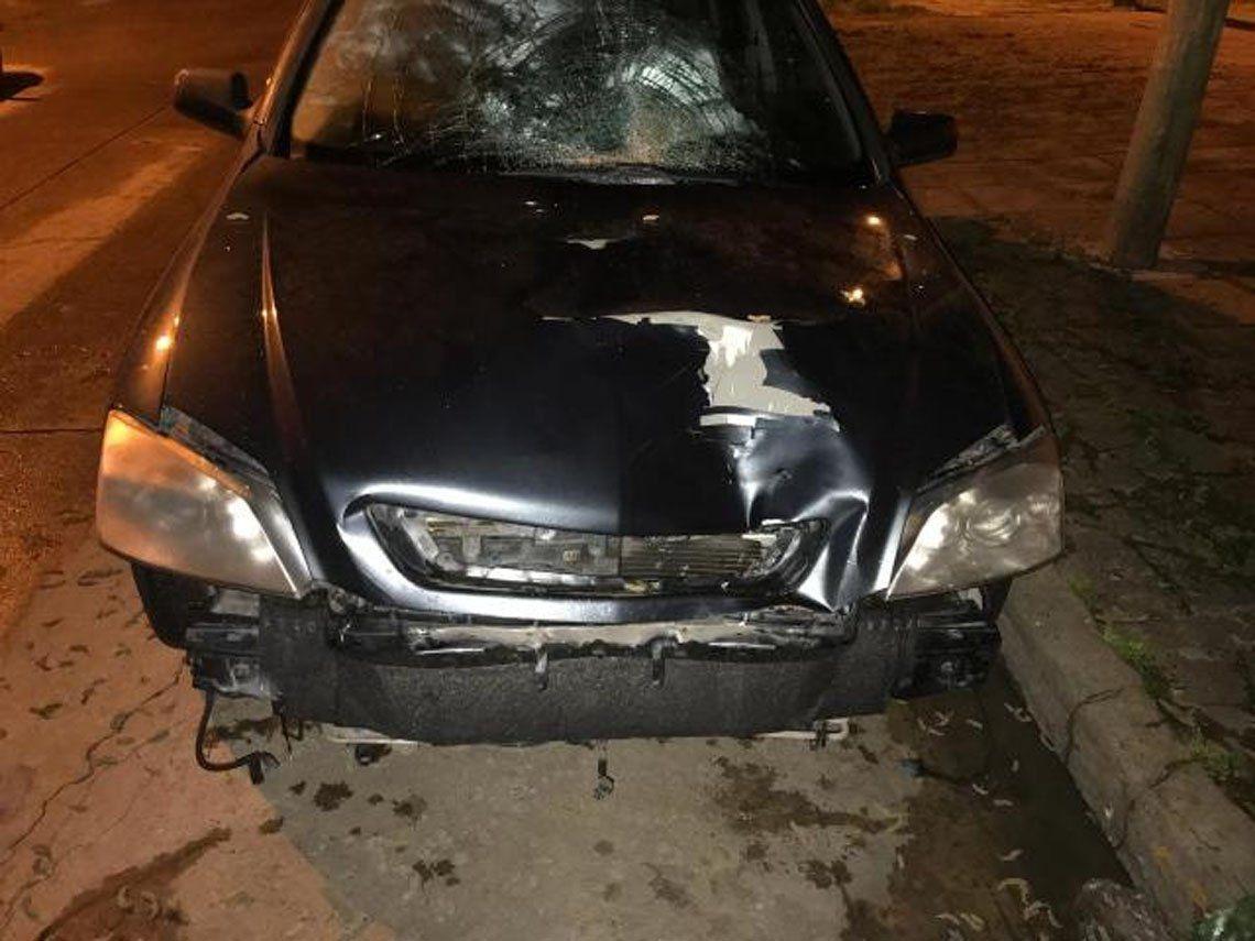 Varela: atropelló y mató a una joven y dijo que la confundió con la rama de un árbol