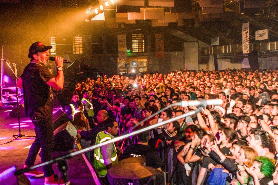 Más de 30 mil personas disfrutaron del Bera Rock 2018