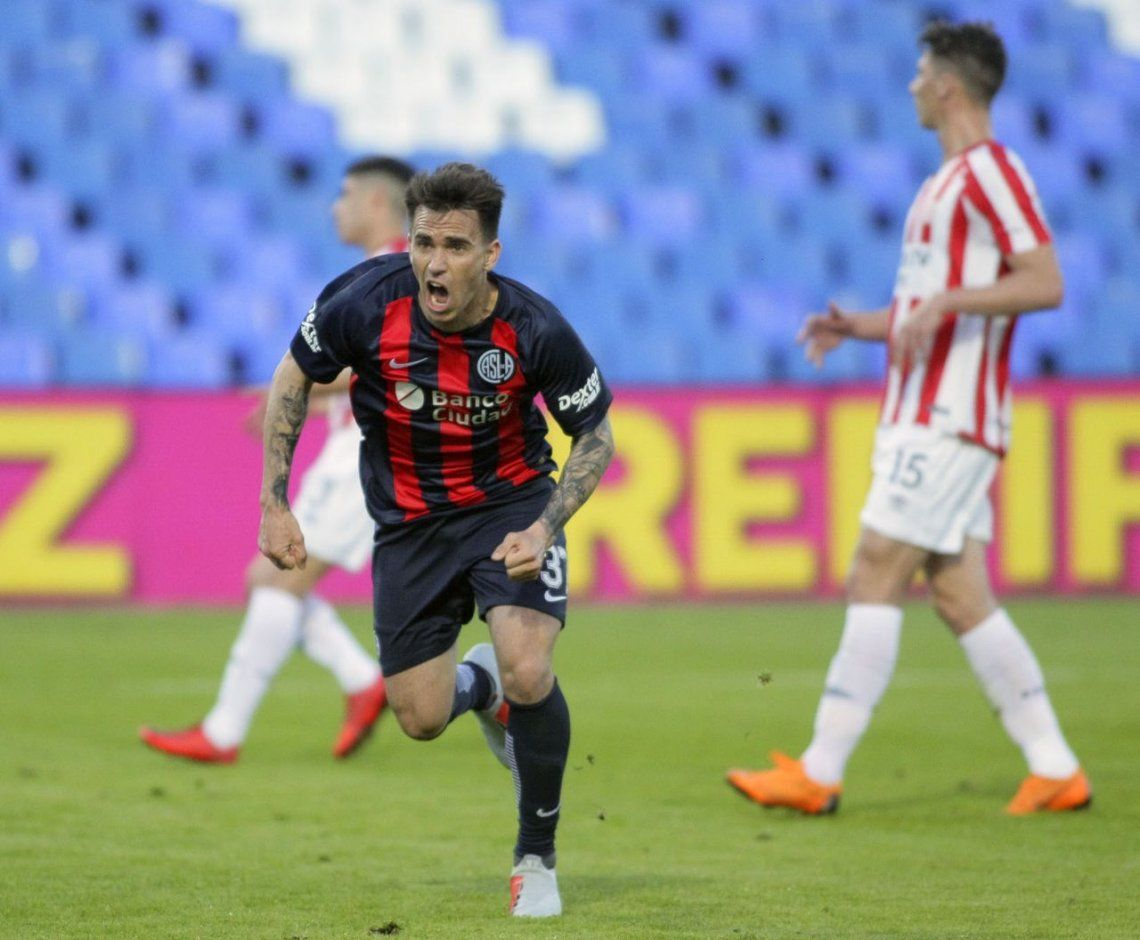 San Lorenzo derrotó a Estudiantes y sigue firme en la Copa Argentina