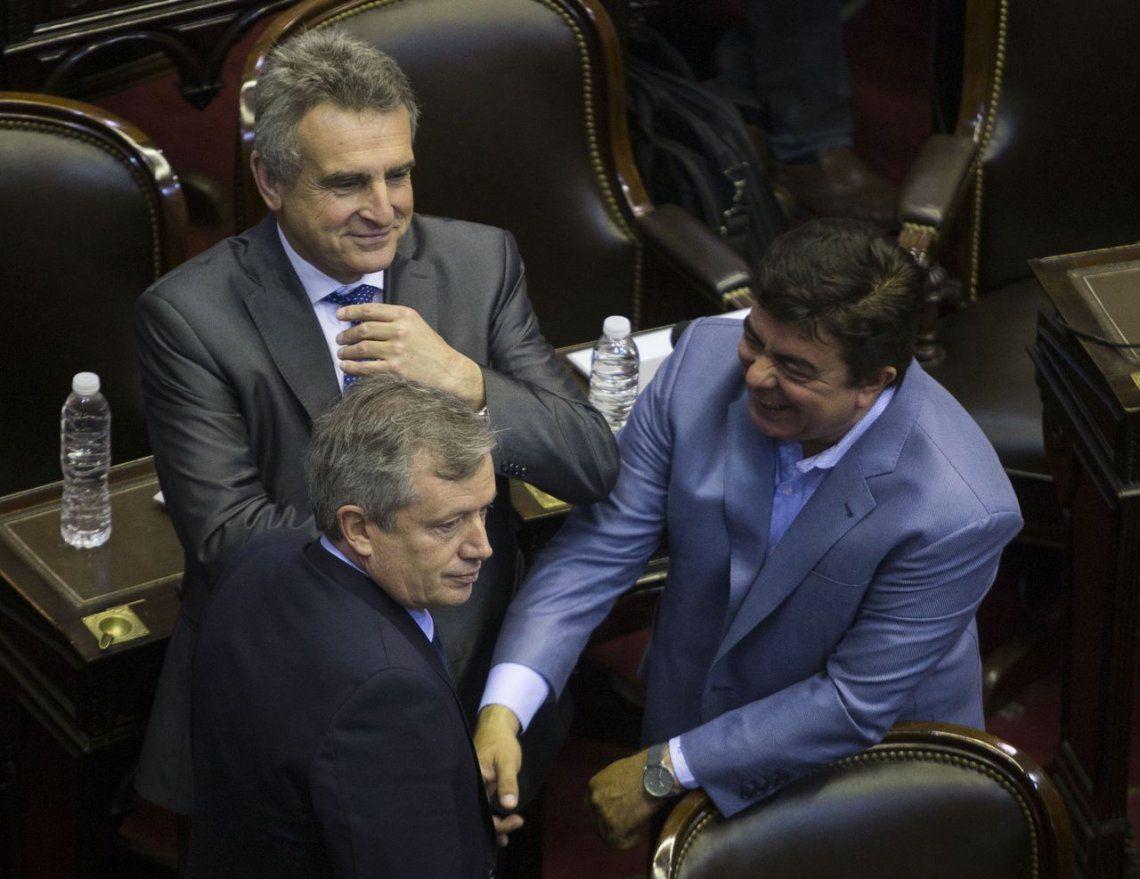 Rossi cuestionó a Peña por no responder preguntas del FpV durante el informe en Diputados