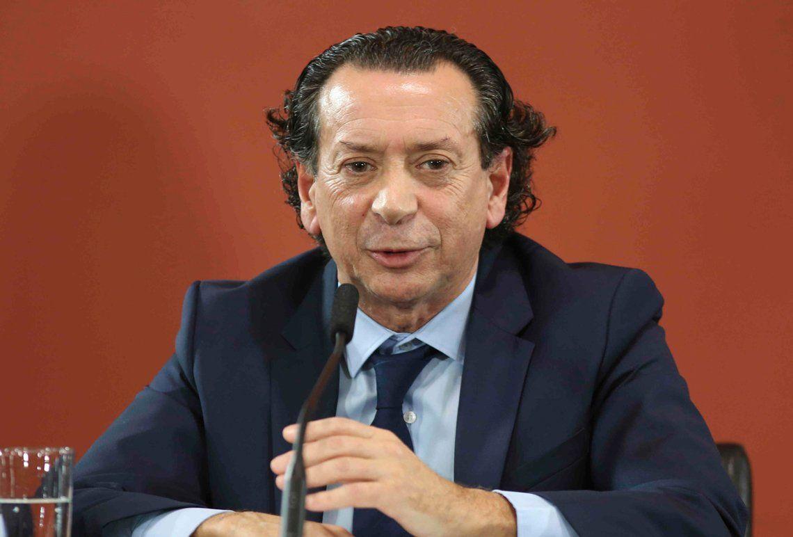 """Dante Sica: """"Con el bono se buscó dar flexibilidad a cada sector"""""""