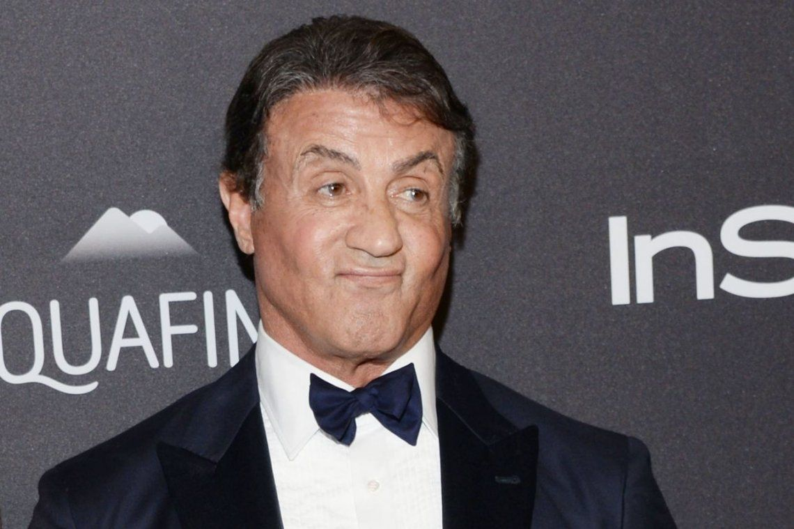 Stallone mostró al nuevo Rambo y... ¡está irreconocible!