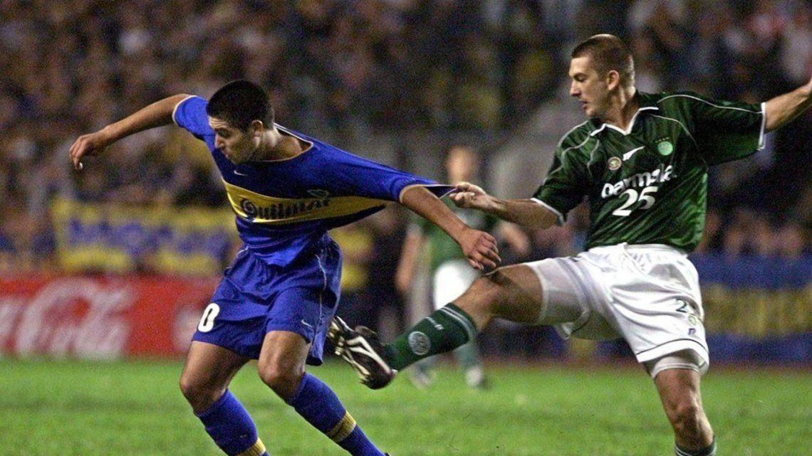 2fd07bebf1 Copa Libertadores  cómo le fue a Boca cada vez que se cruzó con Palmeiras