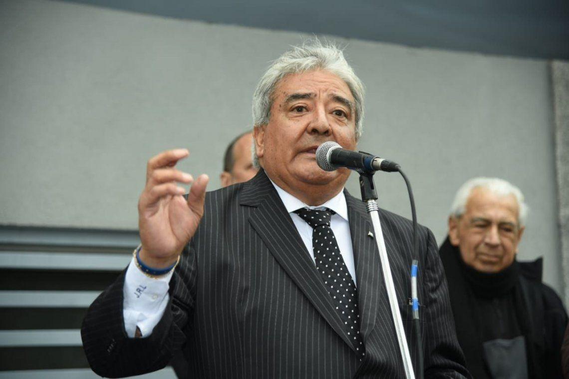 Empleados de Comercio festejan su día en González Catán
