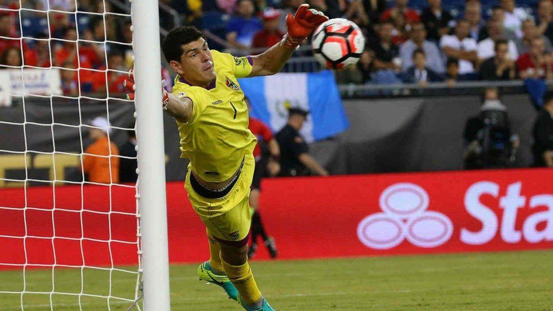 Boca Juniors: Conocé a Carlos Lampe, el arquero que reemplazaría a Rossi, en 3 videos