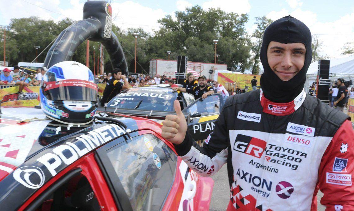 San Nicolás: Fineschi busca otra pole en el Super TC2000