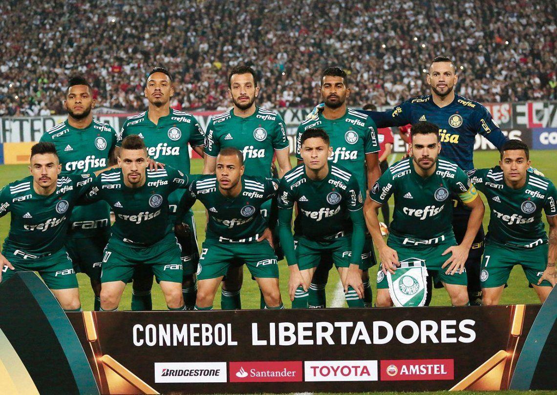 El Palmeiras de Felipao es el próximo rival boquense. Ya se cruzaron en zona de grupos