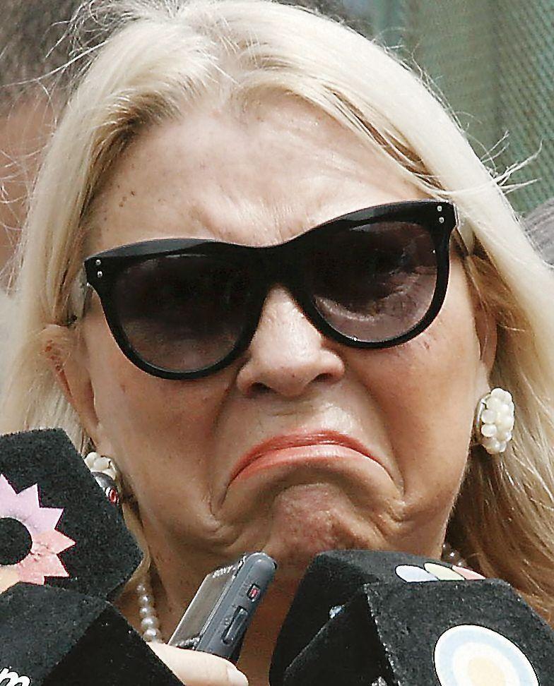 """dEl ministro Germán Garavano sostuvo que está dispuesto a hablar con Carrió """"cuando ella lo considere oportuno""""."""