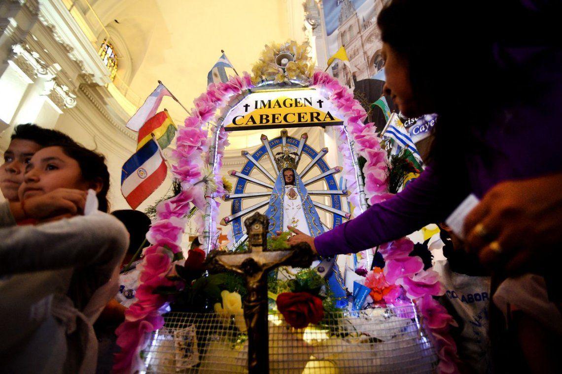 Galerías: las postales de la multitudinaria peregrinación a Luján