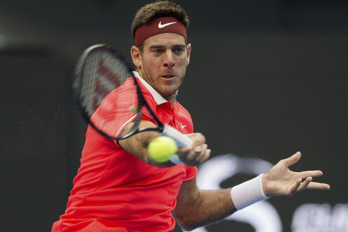 Juan Martín Del Potro le dijo adiós a la Copa Davis: Ahora es momento para los más jóvenes