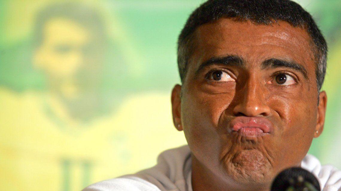 Pólvora mojada: Romario quedó quinto en las elecciones a Gobernador en Rio de Janeiro