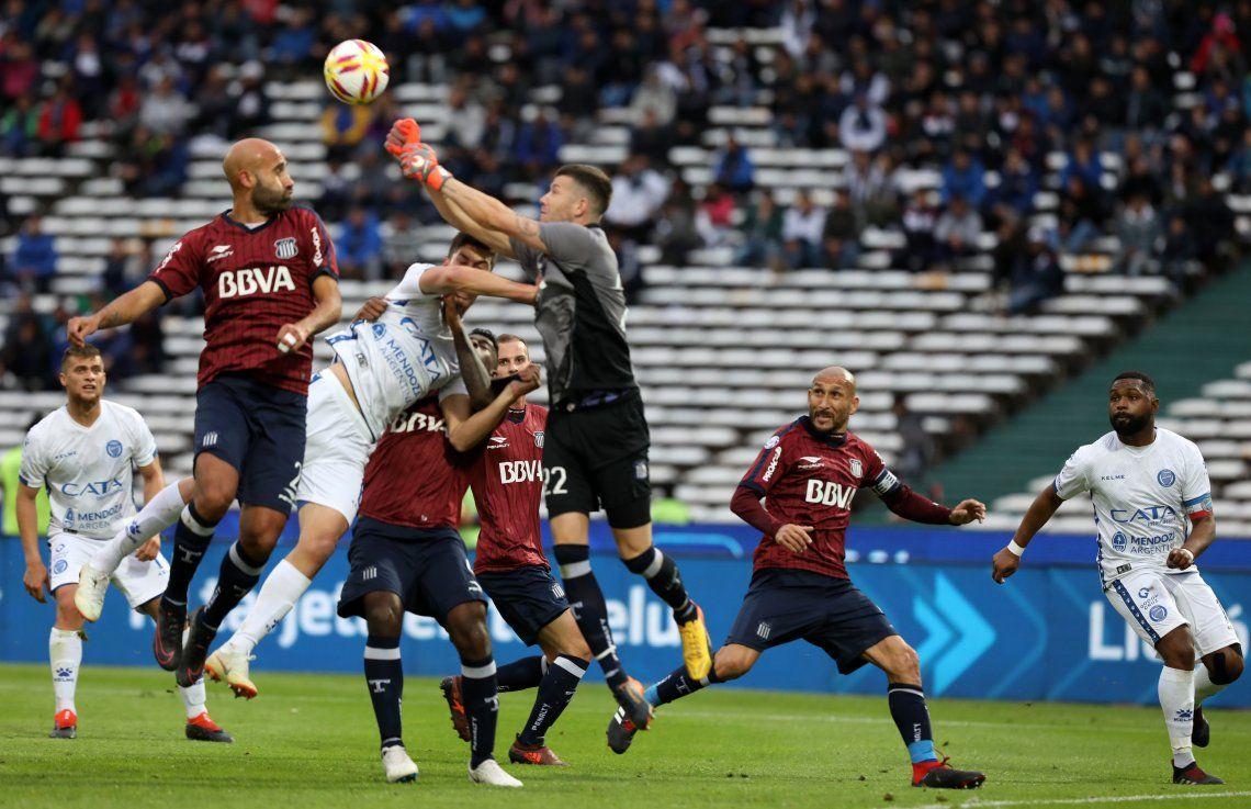 Guido Herrera, el elegido para reemplazar a Armani en la Selección