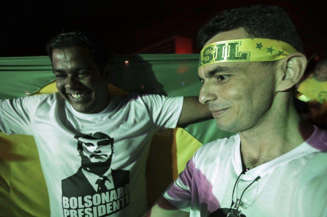 Galería: las postales de una elección histórica en Brasil