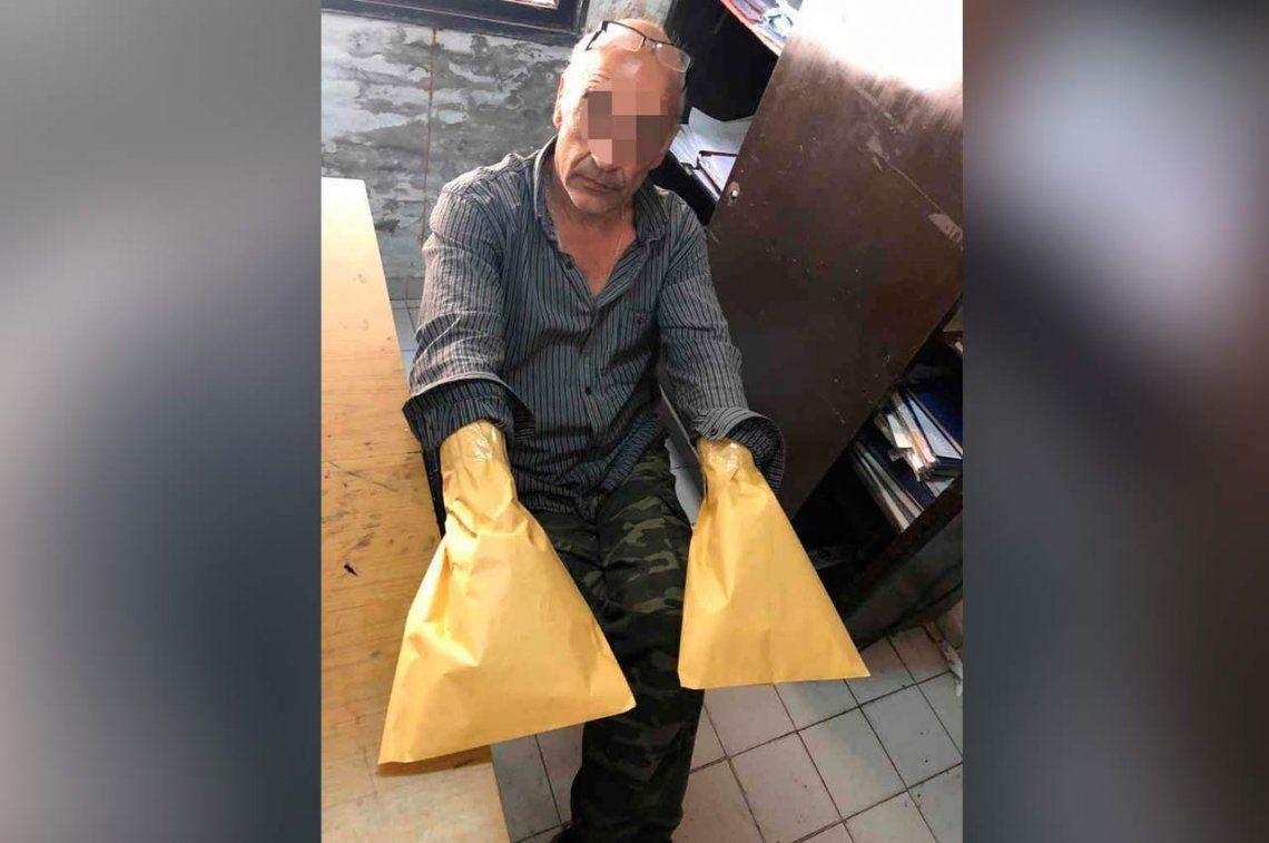 Detuvieron a un hombre por ahorcar a la pareja de su ex mujer en La Plata