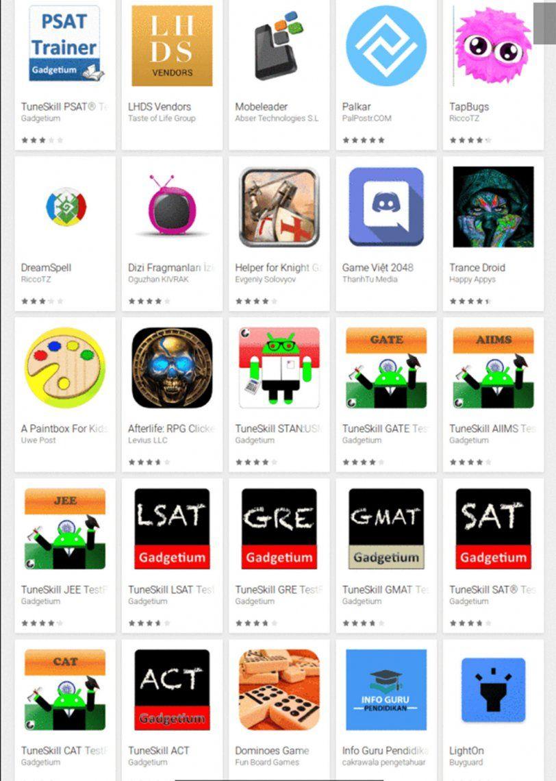 Las 25 aplicaciones disponibles en Google Play que minan criptomonedas