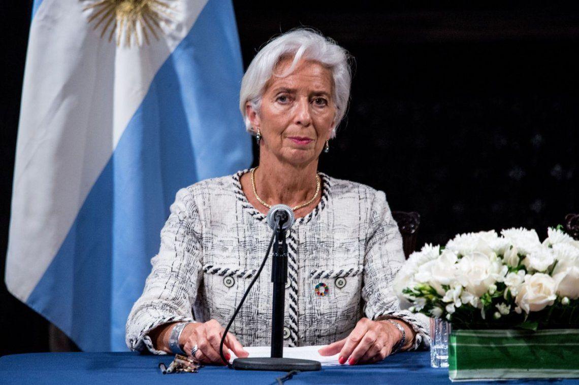 El FMI tiene malas expectativas para el país: la inflación, más del 30%