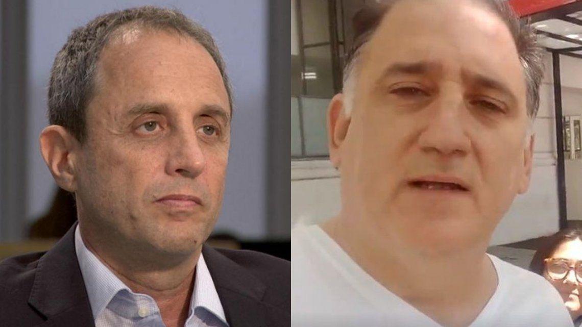 Fuerte cruce entre Ernesto Tenembaum y Mariano Obarrio por el aborto