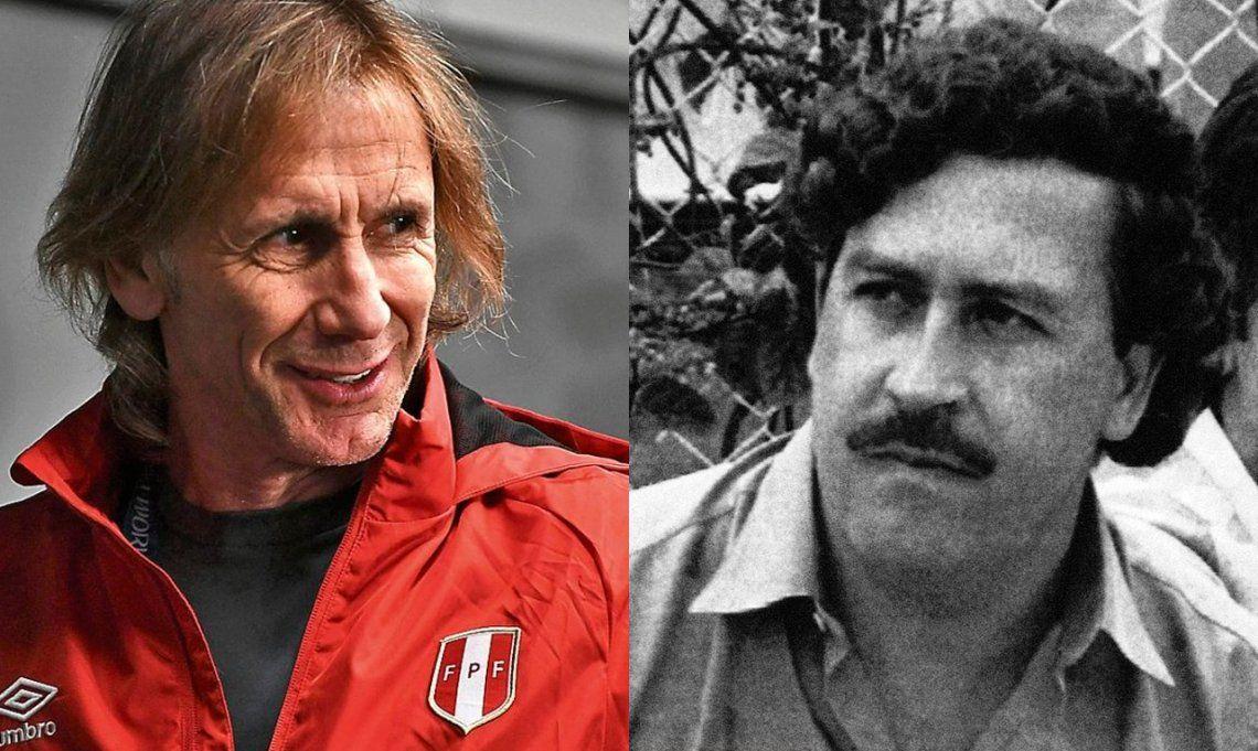 Pablo Escobar pensó en matar al Tigre Gareca: ¿cuál fue el plan secreto del narco?