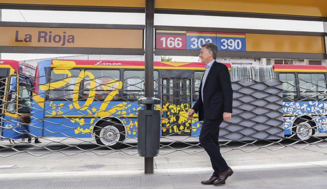 Metrobus del Oeste: todo lo que tenés que saber sobre el nuevo corredor para colectivos