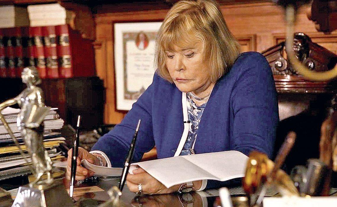 dLa jueza federal Servini de Cubría designó a la fiscal Paloma Ochoa para que investigue la denuncia.