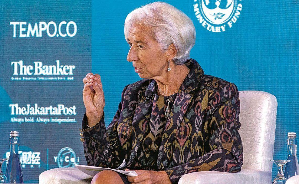 dChristine Lagarde