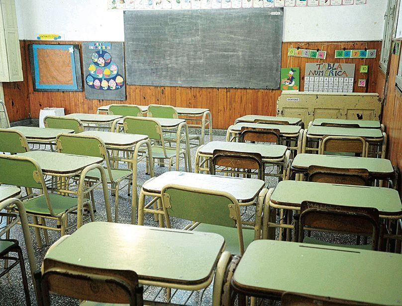dLos docentes finalizaron ayer paro por 48 horas.