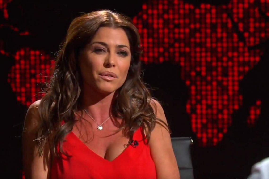 Pamela David: No me iría del país, pero si vuelve Cristina me voy
