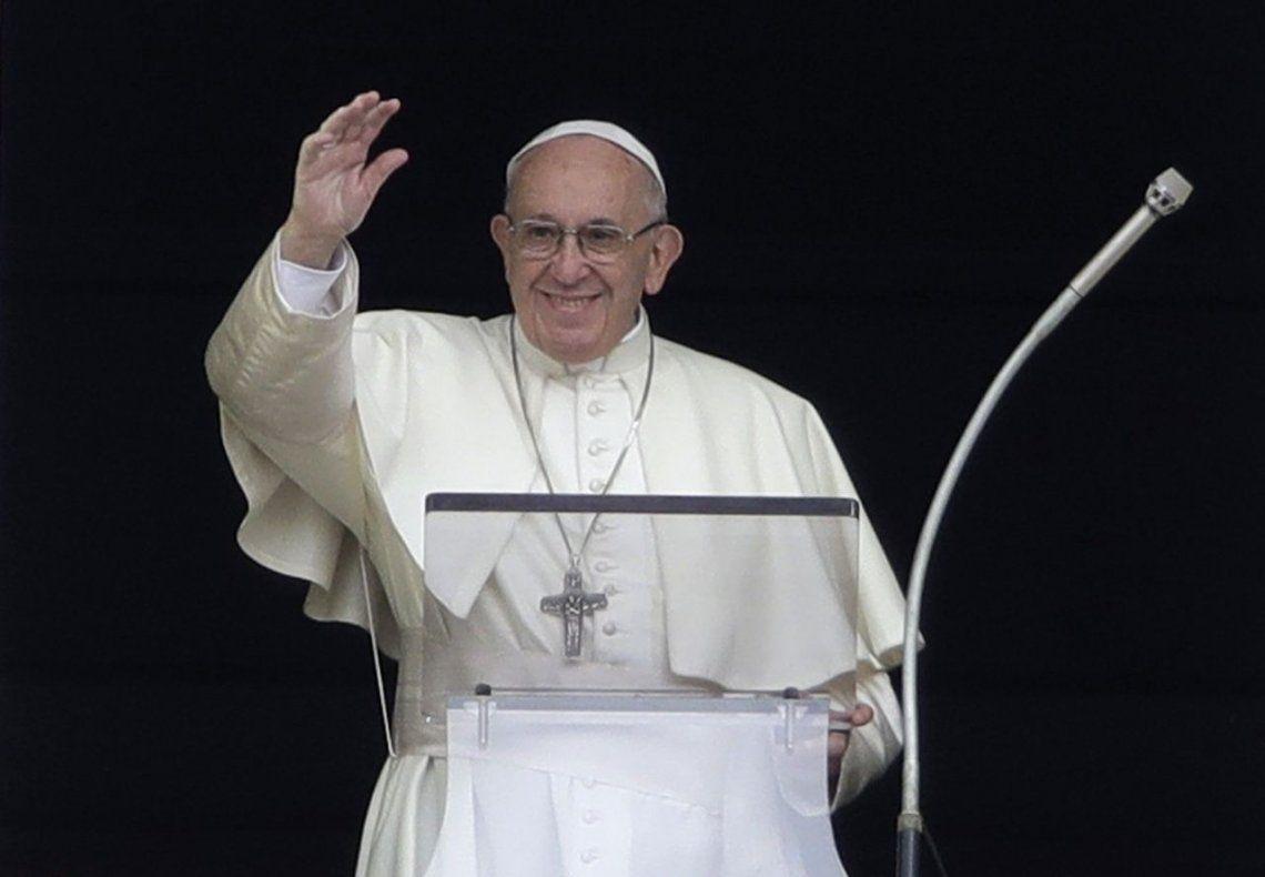 El Papa comparó al aborto con tratar con un sicario para resolver un problema