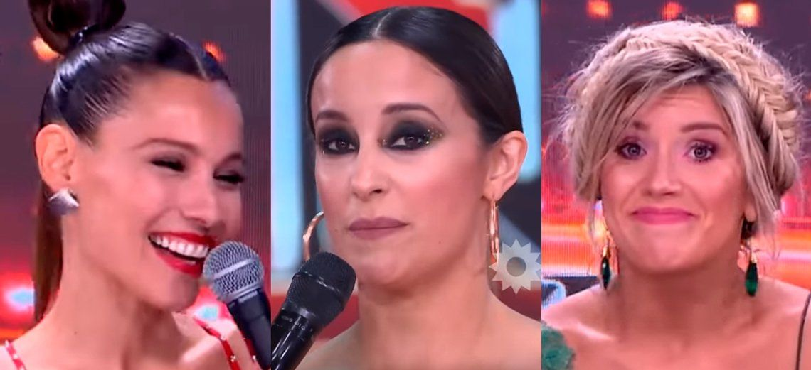 Después del 0, Lourdes Sánchez se disculpó con Pampita