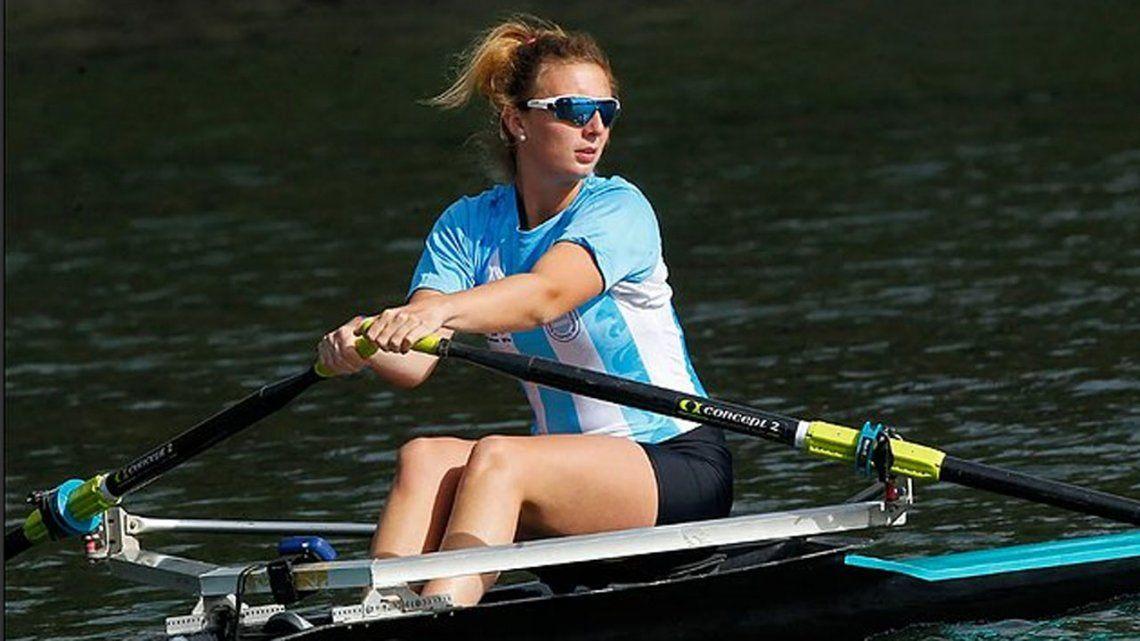 Sol Ordás ganó la primera medalla de oro para Argentina en los Juegos Olímpicos de la Juventud