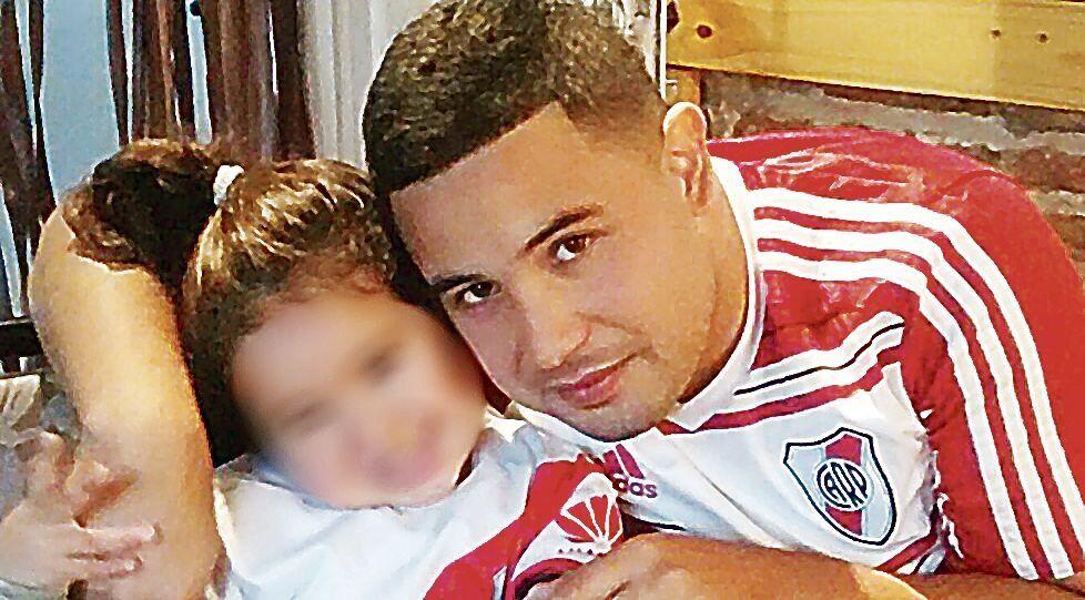 dLeandro Alcaraz era colectivero en la línea 620. Lo asesinaron el 15 de abril.